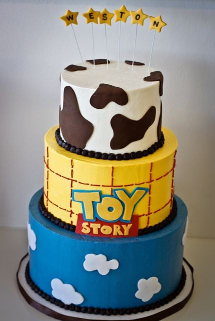 Toy Story Cakes For Boys : Operation birthday cake